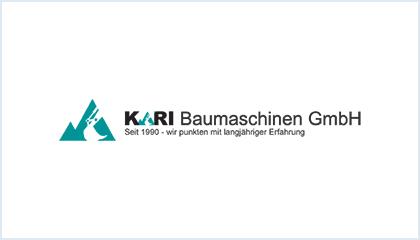 Centro Umwelttechnik - Partner Kari Baumaschinen