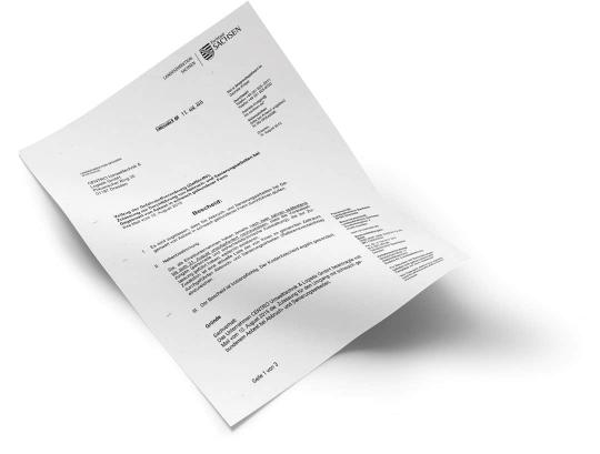 Centro Umwelttechnik - Centro Umwelttechnik - Zulassung Asbestarbeiten